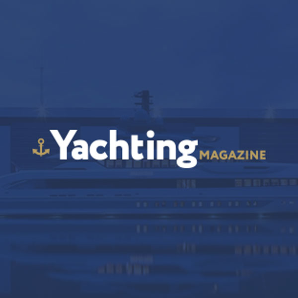 Разработка сайта YachtingMag