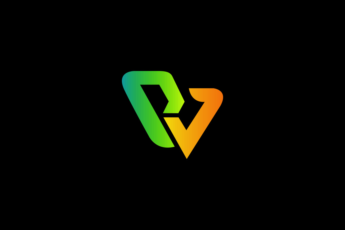 Разработка логотипа Patyvision ent.